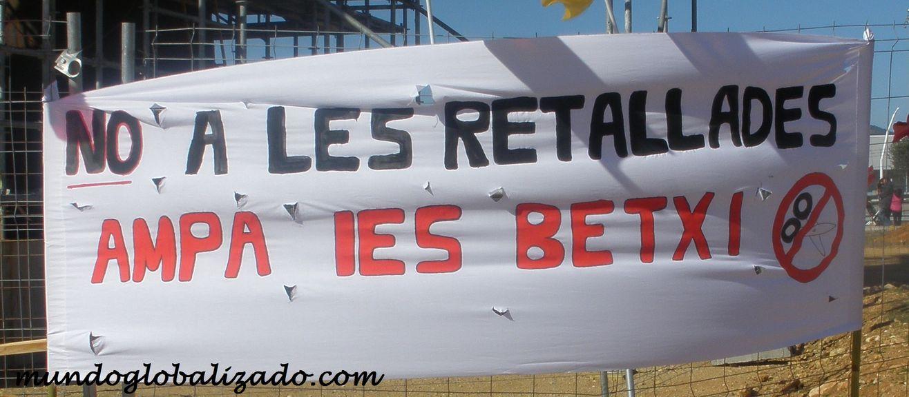 Recortes IES Betxi