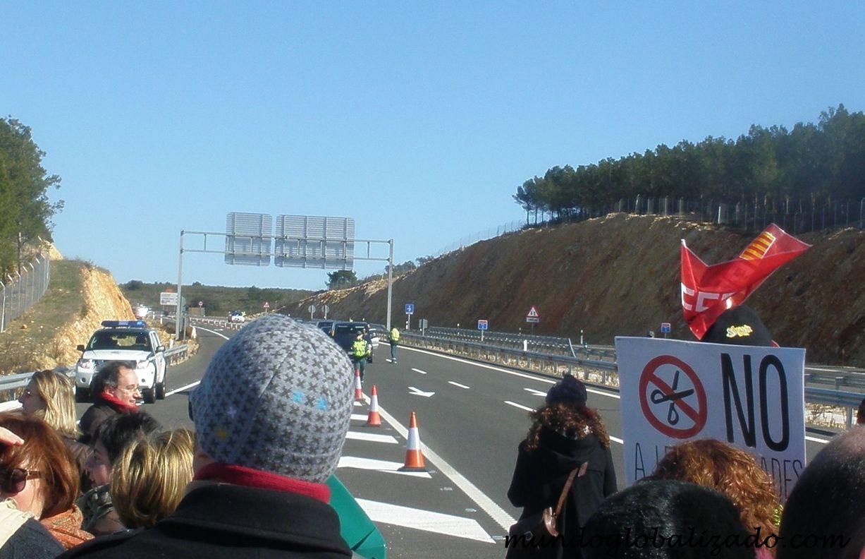 Parada Guardia Civil 2